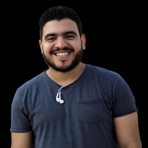 Yahya Elharony Personal Picture