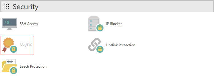 Godaddy - Install the SSL Certificate in your C-Panel   Step #1