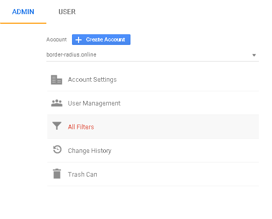 How to stop Google Analytics to count your own visits