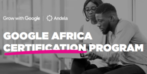 Google Africa Certification Program 2019